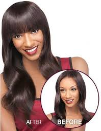 clip in bangs outre velvet clip in bangs 100 remi h h sassy bangs