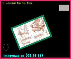 Free Adirondack Deck Chair Plans by Diy Adirondack Chair Plans Free 071813 The Best Image Search