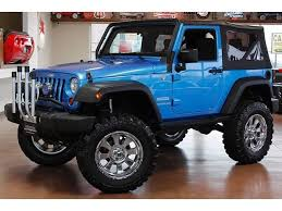 jeep wrangler 2 door sport blue jeep wrangler sport 2 door minus those funky pipes in the