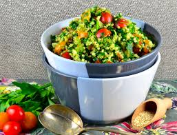 kosher for passover quinoa not just for passover recipes quinoa tabbouleh
