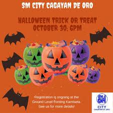 halloween 2016 events and promos in cagayan de oro