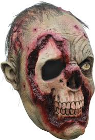 bane mask spirit halloween putrid zombie mask masks pinterest zombies zombie mask and