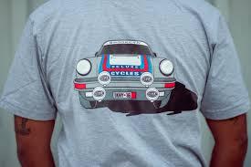 martini racing shirt paying homage martini rally racing deluxe cycles