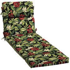 Garden Treasures Bistro Chair Garden Treasures Sanibel Black Tropical Seat Pad For Bistro Chair