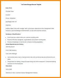 Resume Of Call Center Agent Sample Resume For Call Center Agent Resume Sample Call Centre