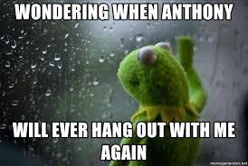 Kermit Meme Generator - meme generator kermit rain mne vse pohuj