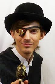 33 best eye patch images on pinterest eye patches pirates and