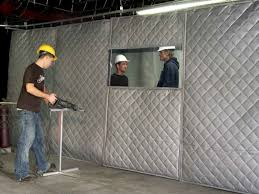 Noise Reduction Drapes Benefits Of Installing Sound Absorbing Curtains Steel Guard Safety