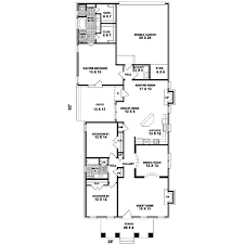 Tudor Floor Plans by Tudor Style House Plan 3 Beds 2 00 Baths 2169 Sq Ft Plan 81 432