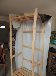 construire sa chambre de culture fabriquer un placard de culture pour pas cher