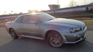 nissan skyline imports australia nissan skyline gtr r34 v spec ii nur for sale in japan