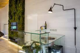 Wall Units For Living Rooms Living Room Best Living Room Interior With Glass Design Glass