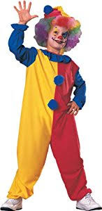 clown costume haunted house child s clown costume small toys