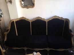 canapé style baroque achetez canape bergere style occasion annonce vente à rueil
