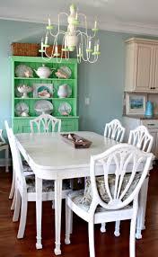 Coastal Dining Room Table Easy Coastal U0026 Beach Decorating Ideas Vintage American Home