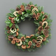 fresh christmas wreaths rocky mountain pine magical christmas wreaths arts crafts