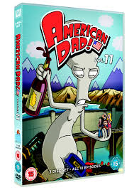 american dad win american dad volume 11 dvd flicks and the city