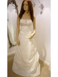 wedding dresses size 18 oppulence carnation bridal gown ivory satin beautiful dress