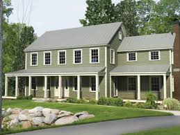 two story farmhouse new jersey shore modular construction helping to rebuild homes