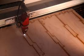 Cutter For Laminate Flooring Gigaom Making A Maker Laser Cutting A Chessboard