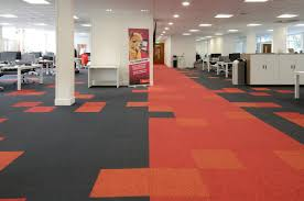 get on board with our carpet tiles at virgin trains burmatex