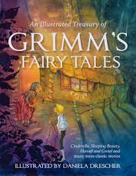 jacob wilhelm grimm illustrated treasury grimm u0027s fairy