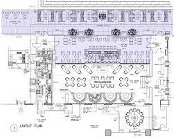 floor plan bar bar plans layouts chosen decoration equipment layout home plans