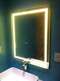 costco mirrors bathroom light with mirror mirror