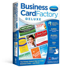 Avery Laser Business Cards Business Card Factory Deluxe Software For Business Cards