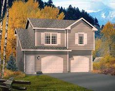 Garage Home Plans by Garage Apartment Plans 1440 1 By Behm Design That Would Be