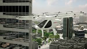 dubai lexus private taxi daimler pumps u20ac25 million into flying taxi project developed by