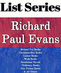 richard paul series reading order michael vey