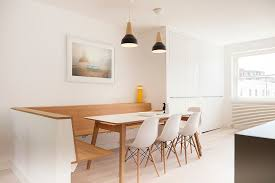 kitchen banquette ideas refined simplicity 20 banquette ideas for your scandinavian kitchen