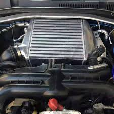 subaru xt engine rev9power subaru forester xt 2009 13 ej25 turbo top mount intercooler