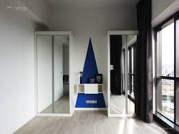 contemporary minimalistic bedroom apartment m city pac living