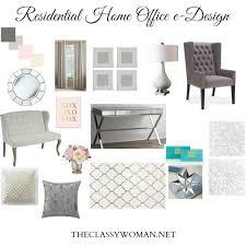 Home Interior Design Services The Classy Woman E Design Services