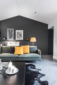 Peinture Noir Et Blanc by Cuisine Indogate Idee Peinture Salon Noir Et Blanc Couleur D