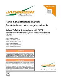 parts maintenance manual ersatzteil - K Chenger Che Neutralisieren