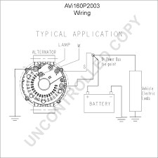 wiring diagram for an alternator radiantmoons me