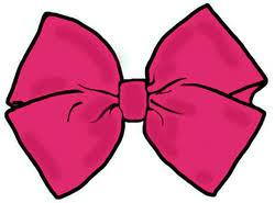 hair bow clip hair bow clipart 2 2 clipartcow clipartix
