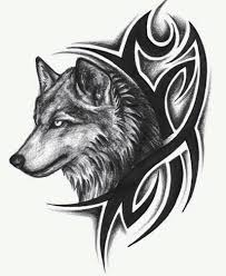 feather designs wolf tattoos tattoos wolf