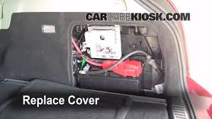 cadillac cts battery location battery replacement 2008 2015 cadillac cts 2009 cadillac cts