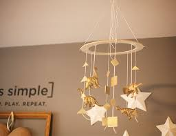 How To Make A Diy Chandelier How To Make A Baby Mobile U2013 Cute And Colorful Ideas