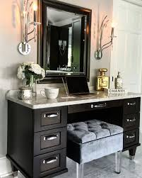 bedroom makeup vanity contemporary bedroom makeup vanity for vanities lights design ideas