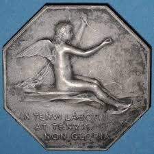 chambre commerce lyon monnaies jetons lyon chambre de commerce jeton octogonal argent