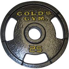 300 lb weight set with gold u0027s gym olympic plates walmart com
