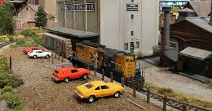ho scale muskoka central railway model help