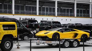 Lamborghini Aventador Dmc - lamborghini aventador lp720 roadster mv prepared by dmc
