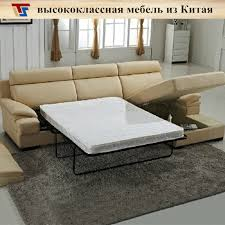 Real Leather Corner Sofa Bed With Storage by Furniture Roll Picture More Detailed Picture About Leather Sofa