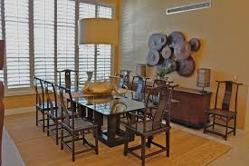 dinning rooms modern elegant dining room with large glass dining